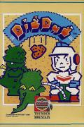 Dig Dug Commodore 64 Front Cover