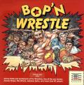 Bop'N Wrestle Apple II Front Cover