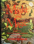 Might and Magic: Book One - Secret of the Inner Sanctum Apple II Front Cover