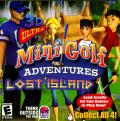 3D Ultra Mini Golf Adventures: Lost Island Windows Front Cover