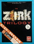 Zork Trilogy DOS Front Cover