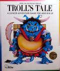 Troll's Tale Commodore 64 Front Cover