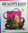 Dragon's Keep Commodore 64 Front Cover