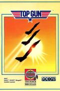 Top Gun Atari ST Front Cover