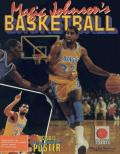 Magic Johnson's Fast Break Commodore 64 Front Cover