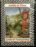 Lords of Time MSX Front Cover