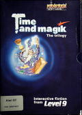 Time and Magik: The Trilogy Atari ST Front Cover
