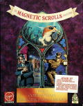 The Magnetic Scrolls Collection Atari ST Front Cover