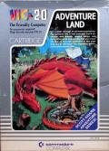 Adventureland VIC-20 Front Cover