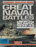 Great Naval Battles: North Atlantic 1939-43 DOS Front Cover