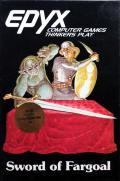 Sword of Fargoal Commodore 64 Front Cover