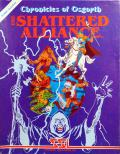 Chronicles of Osgorth: The Shattered Alliance Atari 8-bit Front Cover