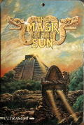 The Mask of the Sun Apple II Front Cover