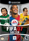 FIFA Soccer 07 GameCube Front Cover