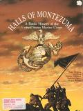 Halls of Montezuma: A Battle History of the United States Marine Corps Amiga Front Cover