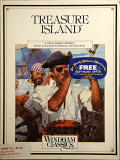 Treasure Island Apple II Front Cover