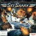 Sky Shark Commodore 64 Front Cover