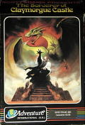 Sorcerer of Claymorgue Castle ZX Spectrum Front Cover