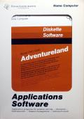 Adventureland TI-99/4A Front Cover