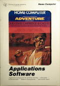 Pirate Adventure TI-99/4A Front Cover