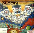 A.L.C.O.N. Atari ST Front Cover