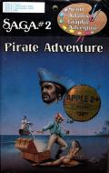 Scott Adams' Graphic Adventure #2: Pirate Adventure Apple II Front Cover