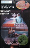 Scott Adams' Graphic Adventure #3: Secret Mission Apple II Front Cover