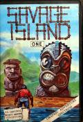 Savage Island ZX Spectrum Front Cover