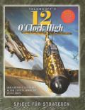 Talonsoft's 12 O'Clock High: Bombing the Reich Windows Front Cover