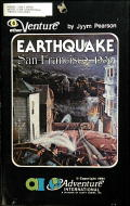 Earthquake San Francisco 1906 TRS-80 Front Cover