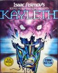 Kayleth Commodore 64 Front Cover