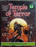 Temple of Terror ZX Spectrum Front Cover