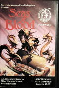 Seas of Blood ZX Spectrum Front Cover