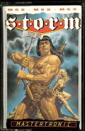 Storm MSX Front Cover