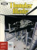 ThunderBlade Commodore 64 Front Cover