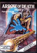 Arrow of Death: Part I Commodore 64 Front Cover