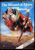 The Wizard of Akyrz Commodore 64 Front Cover