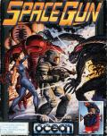 Space Gun Amiga Front Cover