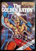The Golden Baton Commodore 64 Front Cover