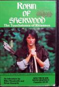 Robin of Sherwood: The Touchstones of Rhiannon ZX Spectrum Front Cover