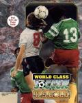 World Class Soccer Amiga Front Cover