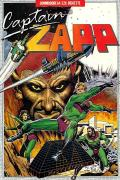 Captain Zapp Commodore 64 Front Cover
