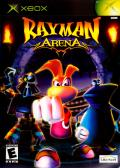 Rayman Arena Xbox Front Cover