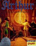 Arthur: The Quest for Excalibur Amiga Front Cover