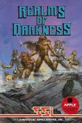 Realms of Darkness Apple II Front Cover