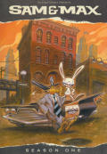 Sam & Max: Season One Windows Front Cover