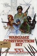 Wargame Construction Set Amiga Front Cover