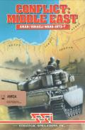 Conflict: Middle East Amiga Front Cover