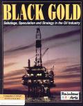 Black Gold Commodore 64 Front Cover