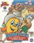 Freddi Fish 4: The Case of the Hogfish Rustlers of Briny Gulch Macintosh Front Cover